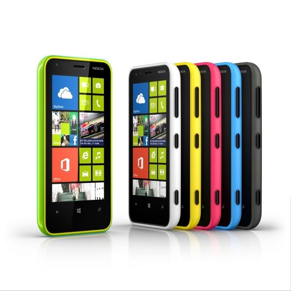 Nokia Lumia 620 sous Windows Phone 8