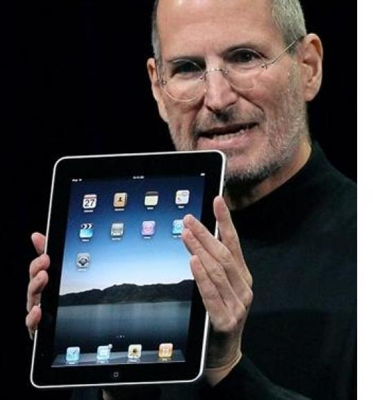 Steve Jobs, l'icone d'Apple