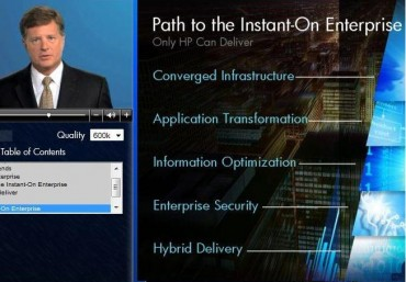 HP 'Instant-on Enterprise'