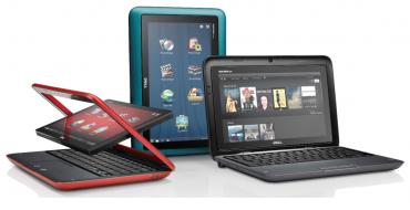 Dell Inspiron Duo, un terminal hybride entre le netbook et la tablette tactile