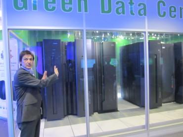 Jean-Michel Rodriguez, architecte en chef chez IBM pour l'efficacité énergétique au plan mondial