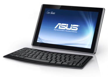 Asus Eee Pad Slate sous Windows 7