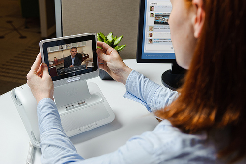 Cisco Cius, la première tablette 4G LTE