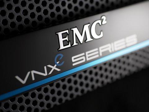 EMC VNXe, stockage pour PME