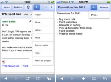 Google Cloud Print désormais accessible depuis les smartphones compatibles HTML5