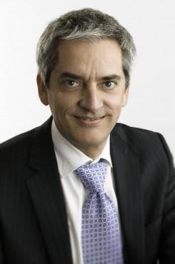 Stéphane Nègre, P-dg d'Intel France