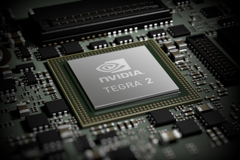 Processeur Tegra2 de Nvidia