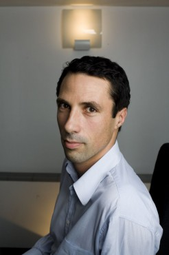 Olivier Heckmann cofondateur et dirigeant de Kewego (Photo Bruno Levy)