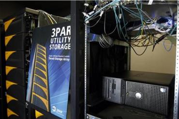 3PAR Utility Storage
