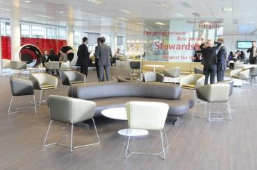 Accenture - lounge