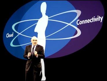 HP Discover 2011, Léo Apotheker