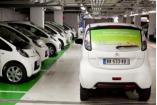 Parc de véhicules électriques de Bouygues Telecom
