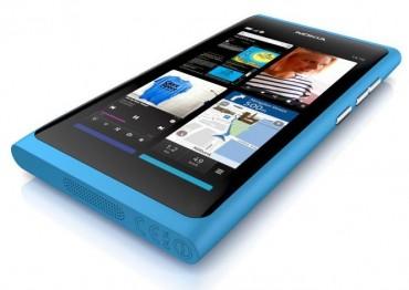 Nokia N9, premier smartphone sous Meego (1.2).