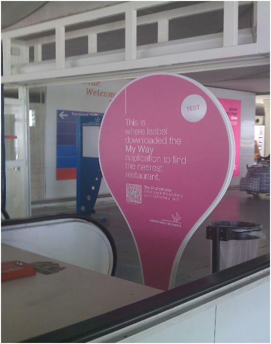 My Way  Aeroports de Paris Hub Telecom