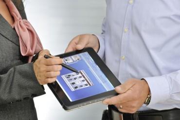 tablette Fujitsu STYLISTIC Q550