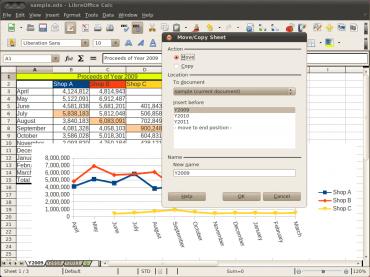 LibreOffice 3.4.2