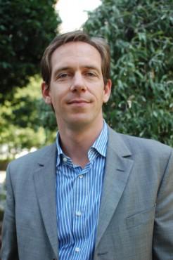 Christian Laloy, directeur commercial de 1E France