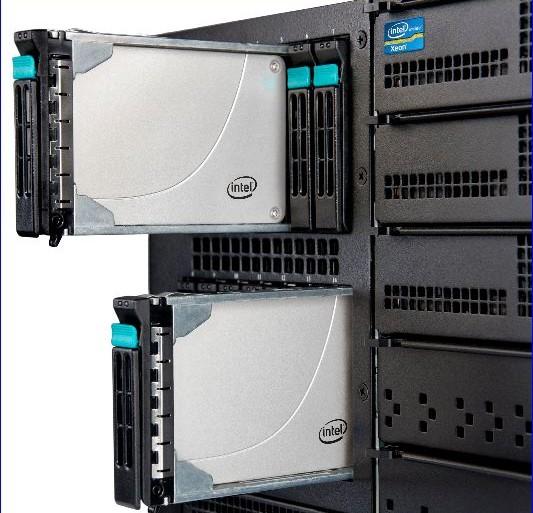 Intel SSD série 710, en MLC, pour datacenter