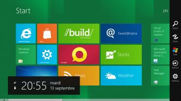Windows 8  start 2