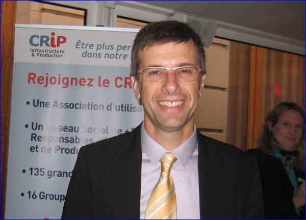 CRIP Toulouse, Marc Begué (CNES)