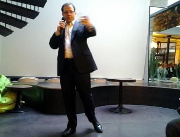 Charles Schultz conférence LibreOffice Paris 13 octobre 2011