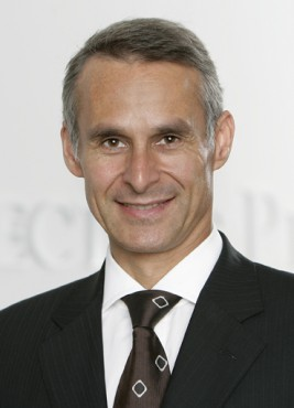 François Bornibus, directeur général de Lenovo Europe de l'Ouest