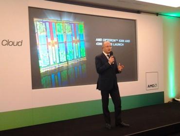 Alberto Bozzo, DG Europe d'AMD