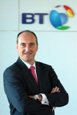 Luis Alvarez, Président EMEA & Amérique Latine, BT Global Services et BT Advise