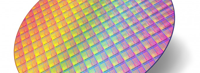 Wafer, Silicon - Crédit photo © Scanrail - Fotolia.com