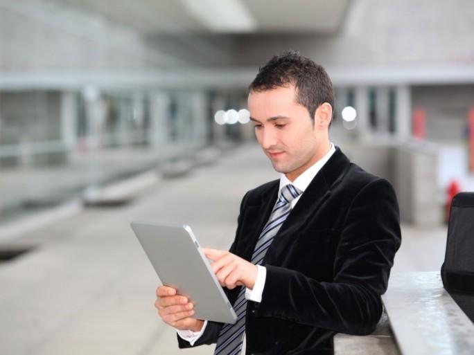 tablettes entreprise