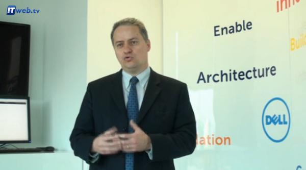 Thierry Petit, directeur général de Dell France