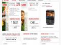 Free mobile portail