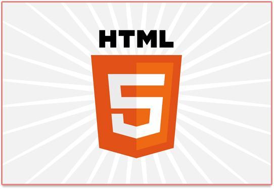 Crédit photo : logo HTML5 © W3C