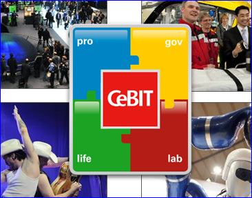 Salon CeBIT 2012