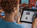 Avaya Flare Communication sur iPad (crédit photo : Avaya)