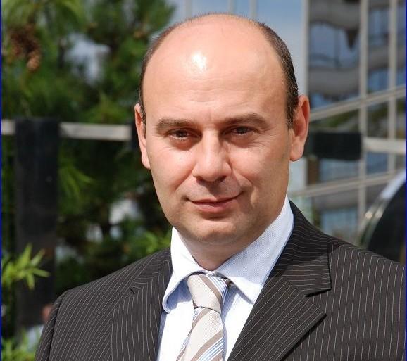 Jean-Michel Giordanengo, président d'EMC France