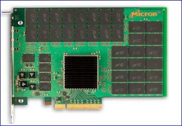 EMC carte Micron projet Lightning
