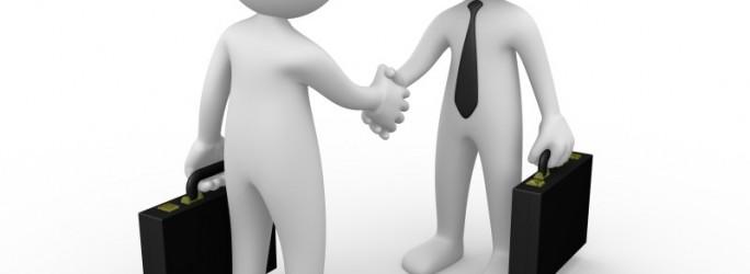 négociation accord (crédit photo © Air0ne - Fotolia.com)