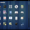 GNOME 3.4 - 2 - menu applications © The GNOME Project