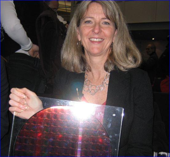 Intel Xeon E5 2600, présenté par Lisa Graff