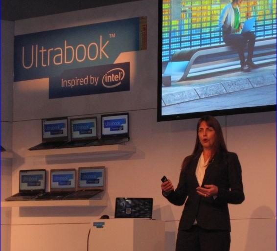 Intel Xeon E5 et promotion des Ultrabooks, Karen Regis