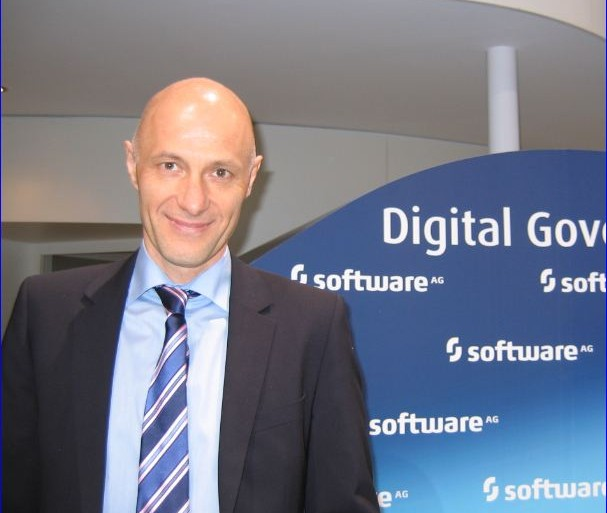 Software AG, Wolfram Jost, CTO