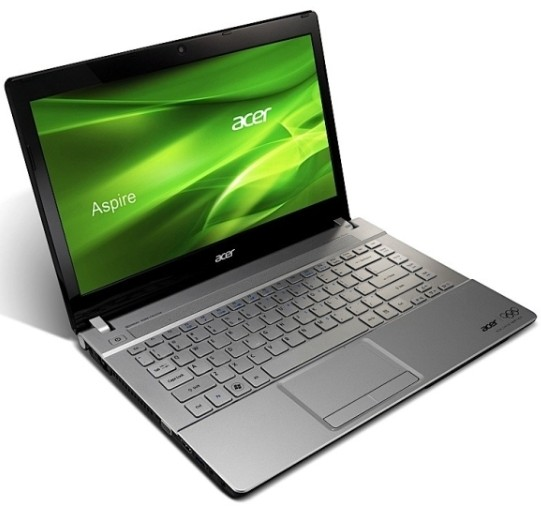 Acer Aspire V3 notebook