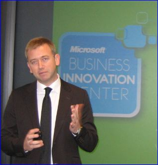 Microsoft France Business Innovation Center_Carlo Purassanta