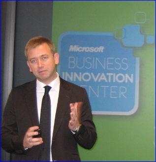 Microsoft France Business Innovation Center_Carlo Purassanta