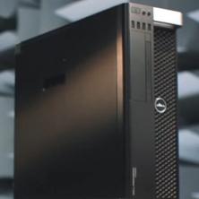 station de travail Dell Precision