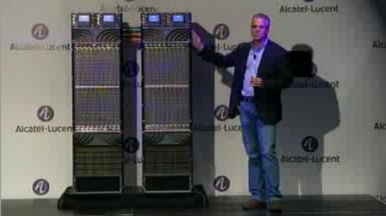 Alcatel-Lucent entend révolutionner le cœur de réseau