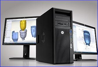 HP client léger et station mobile