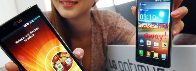 LG veut embellir Android avec sa nouvelle interface