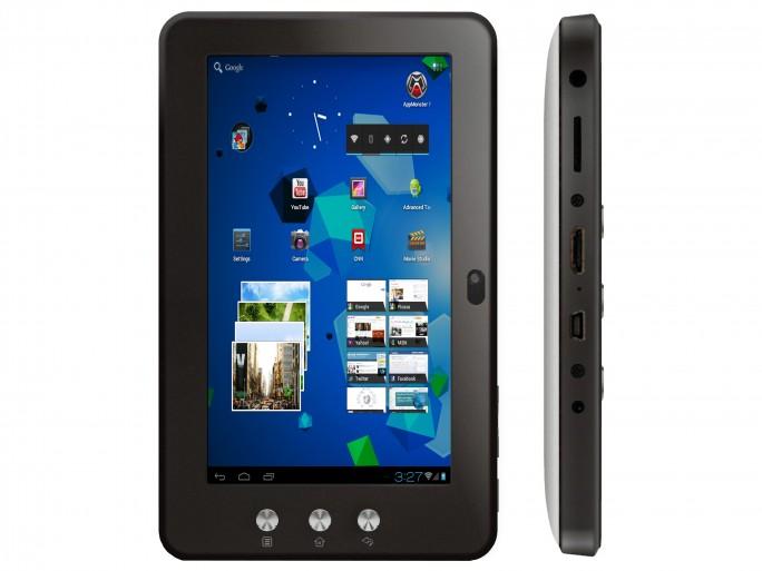Seconde manche pour les tablettes Android low cost